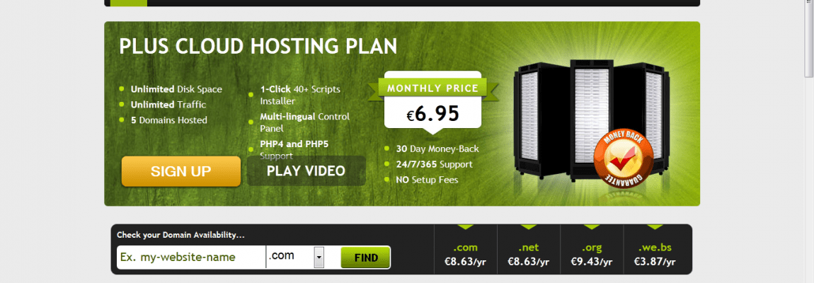 Pro Hosting – free WordPress theme
